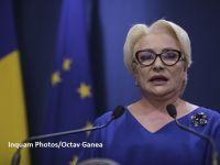 """Dăncilă, după CEx PSD: """"Am hotărât continuarea guvernării PSD-ALDE"""". Pro România nu intră la guvernare"""