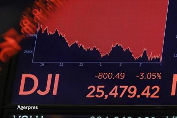 Planeta se îndreaptă din nou spre criză. Cea mai mare economie a lumii, pe marginea recesiunii. O urmează  motorul  Europei