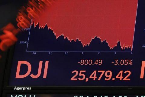 Planeta se îndreaptă din nou spre criză. Washington Post: Nouă ţări importante ale lumii se află în pragul recesiunii