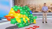 Harta puterii de cumpărare în judeţele României. Zonele sărace o duc din ce în ce mai rău