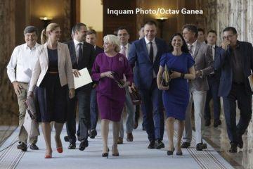 Viorica Dăncilă a anunțat oficial remanierea Guvernului. Lista miniștrilor înlocuiți