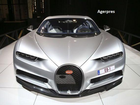 Mașina care a stabilit un nou record de viteză: a depășit 490 km pe oră