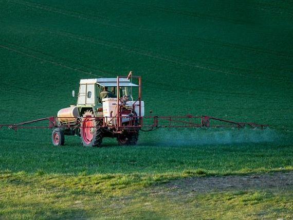 Două țări din Europa interzic cel mai folosit erbicid din lume, potential cancerigen pentru oameni. Fermierii români au cerut CE păstrarea lui în uz