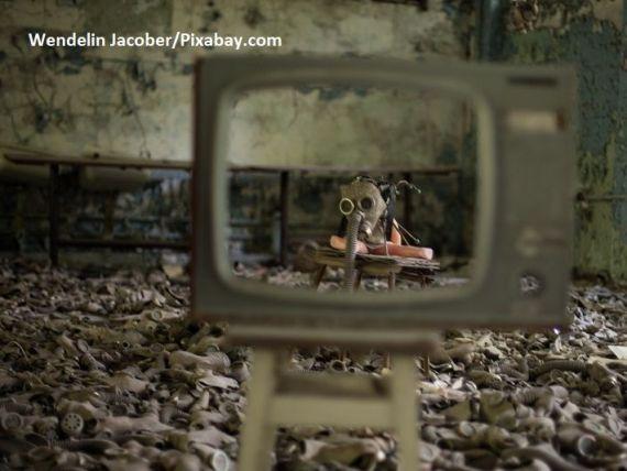 Un nou record turistic la Cernobîl. 75.000 de turiști au vizitat zona de excludere a centralei nucleare, atraşi de legenda  oraşului-fantomă Pripiat