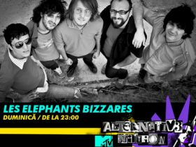 Les Elephants Bizarres si Dekadens la MTV Alternative Nation, duminica, de la 23:00