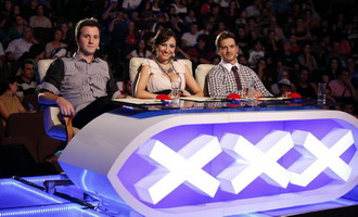 "Peste 1000 de constanteni au venit la  super show –urile ""Romanii au talent"""