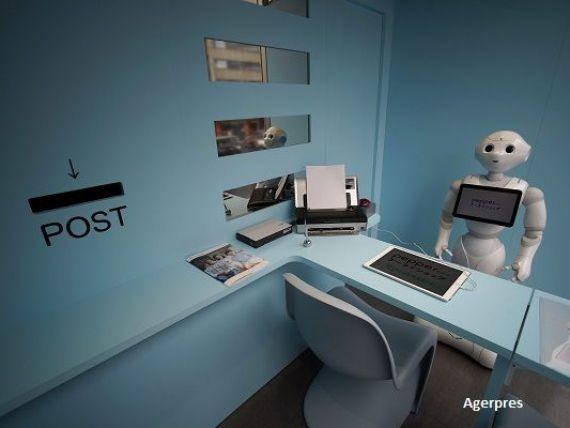 Revoluția digitală lasă oamenii fără joburi. Angajații băncilor din Suedia, înlocuiți cu roboți. Autoritățile îi asigură că nu vor rămâne pe drumuri